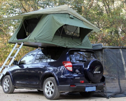 Drive east Africa-Roof-Top-Tent